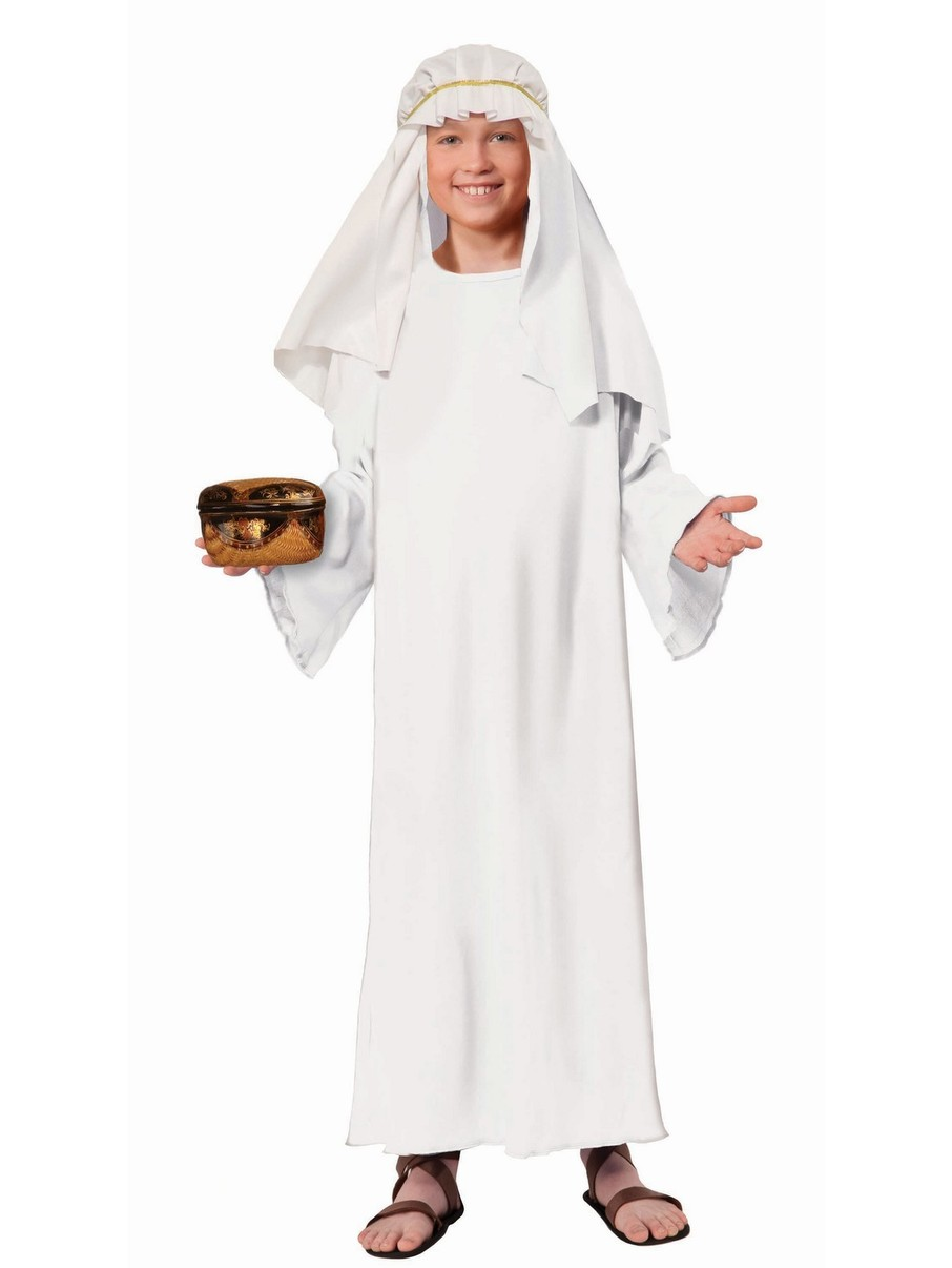 View larger image of Wise Men Adult Costume White