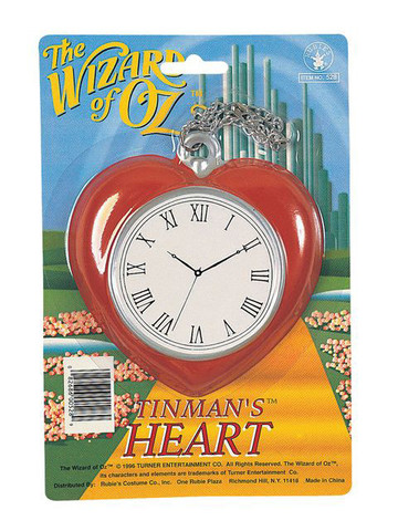 The Wizard of Oz Heart Clock