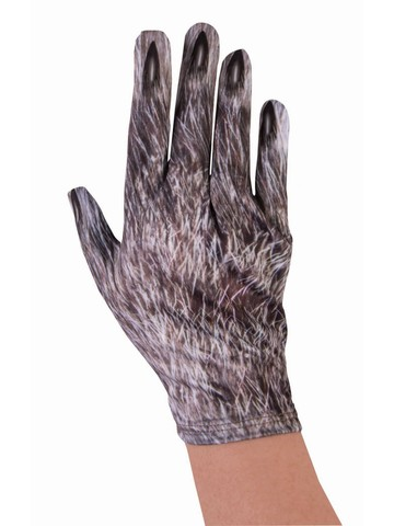Adult Werewolf Gloves