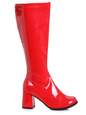 3-inch Wide Width Women's GoGo Boot - Red
