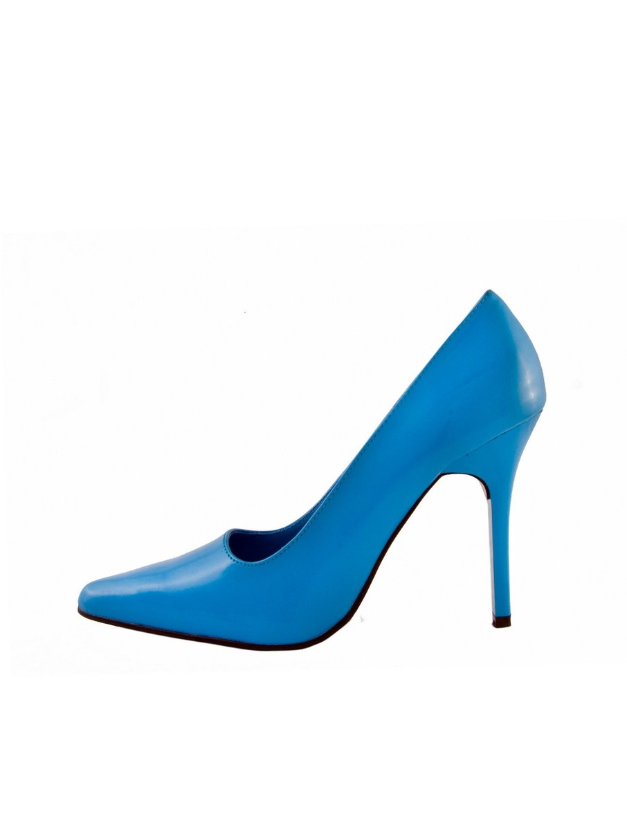 View larger image of Classic Plain 4 Turquoise Pump