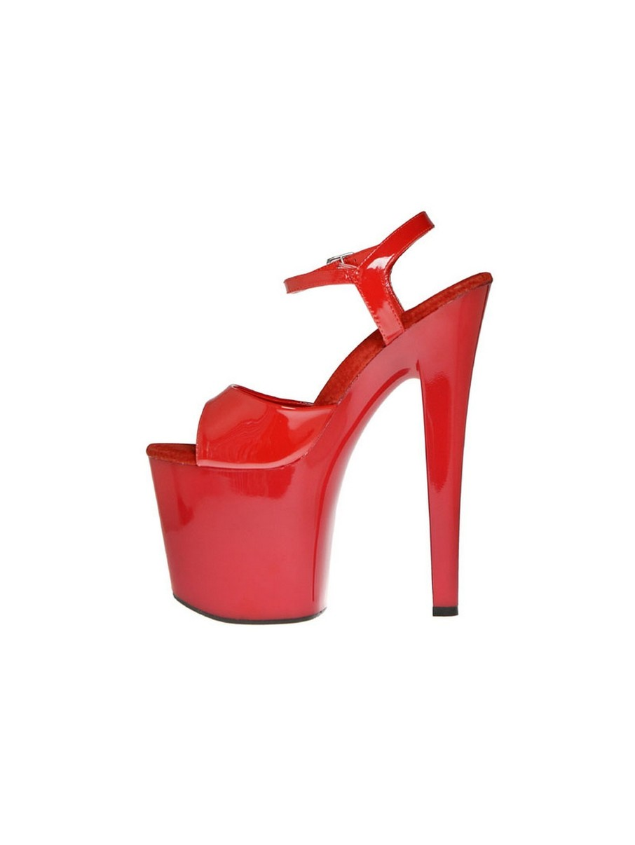 View larger image of Red 7 Platform with Plain Vamp and Quarter Strap