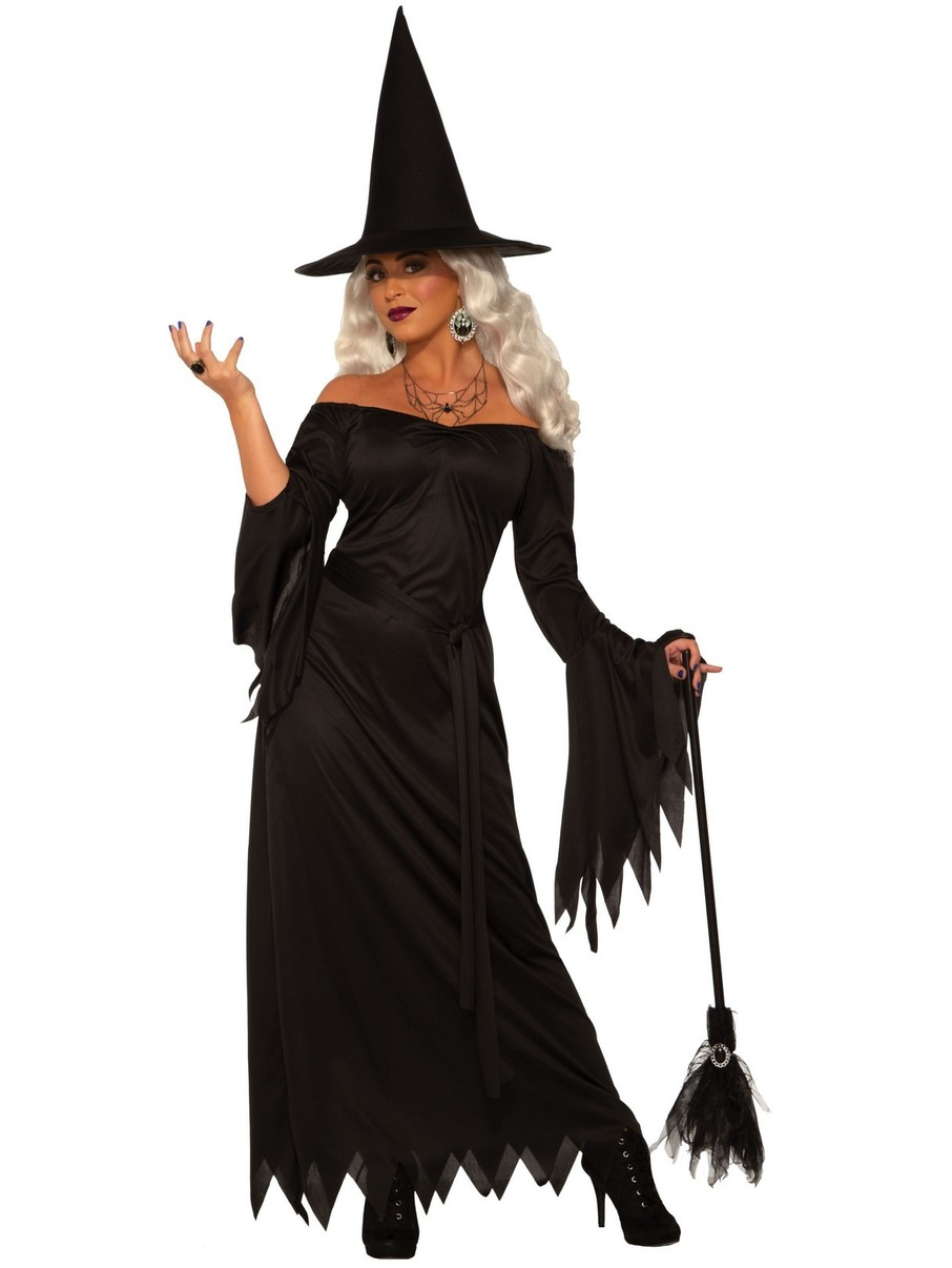 View larger image of Basic Witch Costume for Women