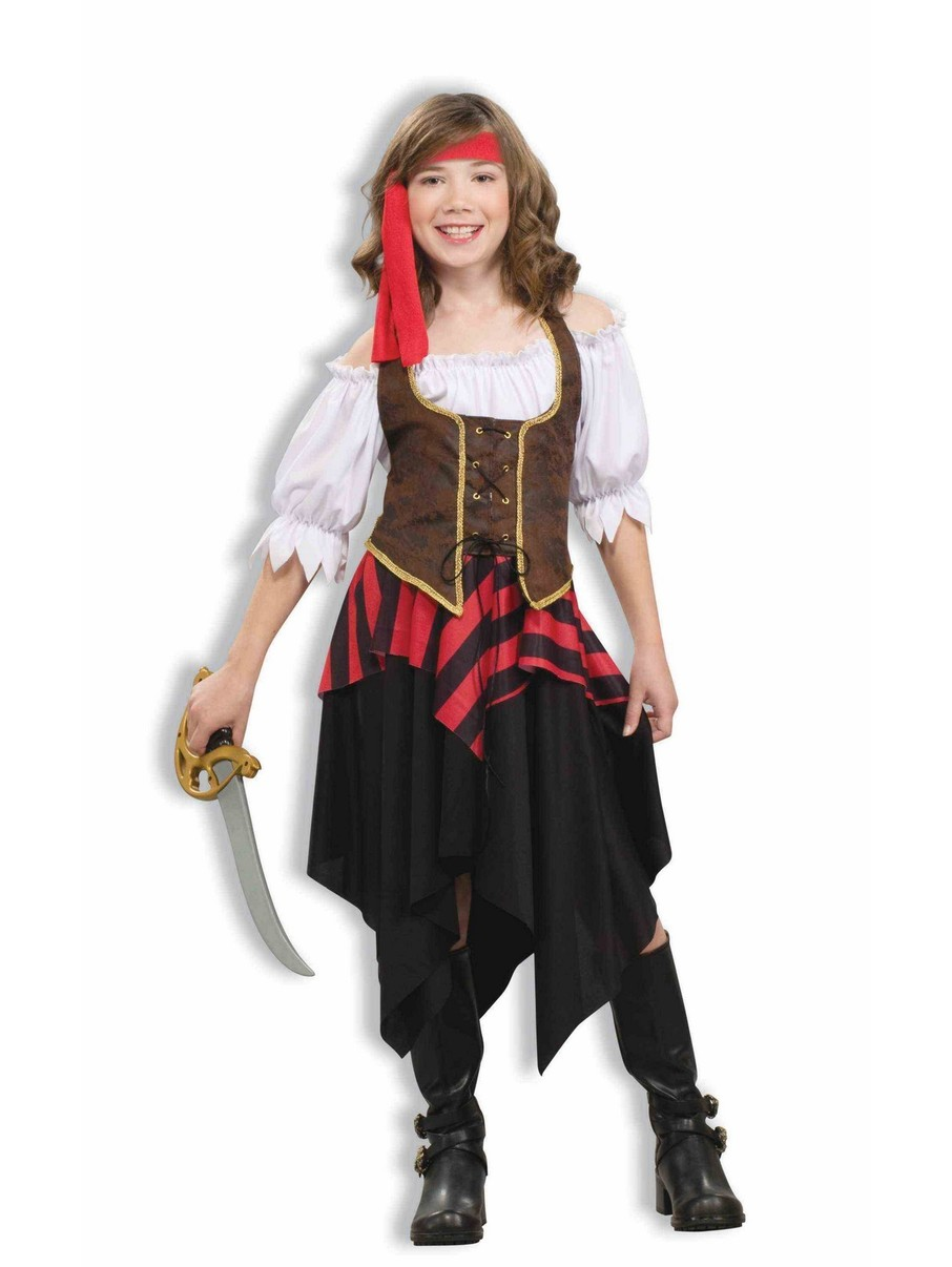 View larger image of Buccaneer Sweetie Childrens Costume