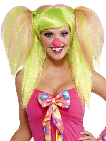 Women's Circus Sweetie Lollypop Lilly Wig