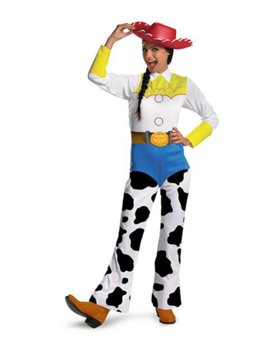 View larger image of Womens Classic Toy Story Jessie Costume