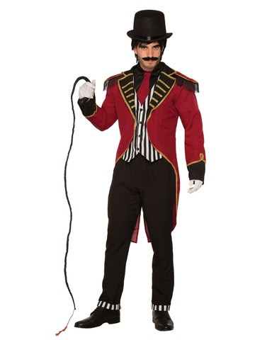 Dashing Ringmaster Mens Costume