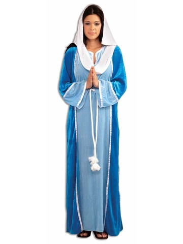 Womens Deluxe Mary Costume