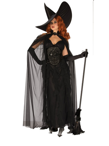 Elegant Witch Costume For Women