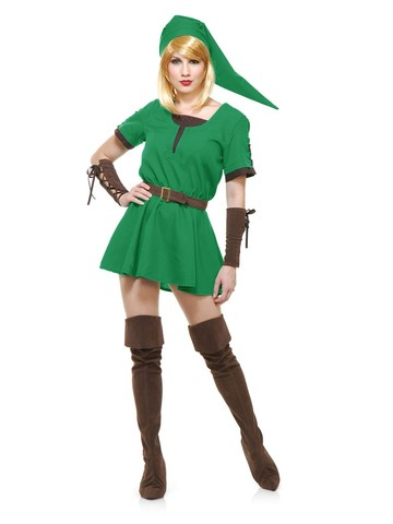 Women's Elf Warrior Princess