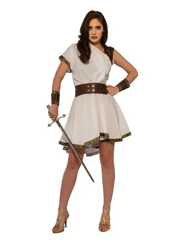 Greek Warrior Costume for Women