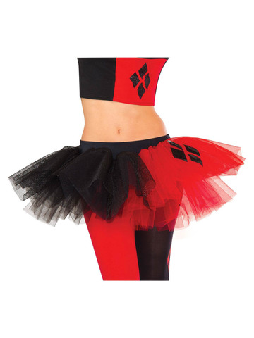 Harley Quinn Tutu Skirt for Adults