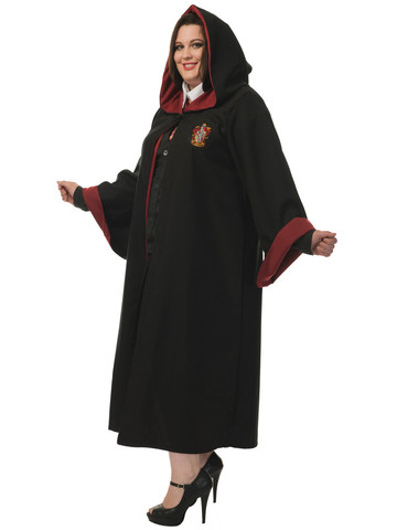 Harry Potter Plus Size Hermonie Costume for Women