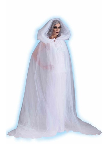 Womens Pale Specter Costume