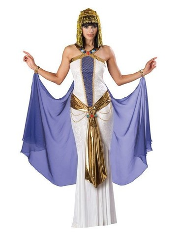 Womens Jewel of The Nile Costume