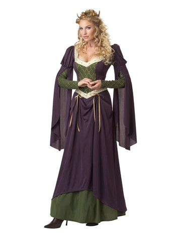 Womens Lady In Waiting Adult Costume