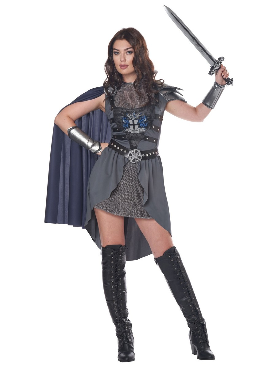 View larger image of Women's Lady Knight Costume