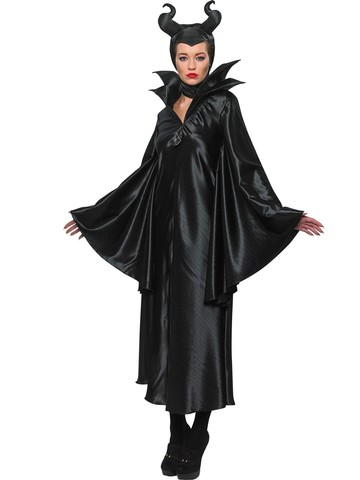 Womens Maleficent Movie Costume