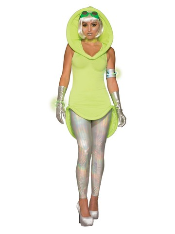 Mars Mistress Womens Costume