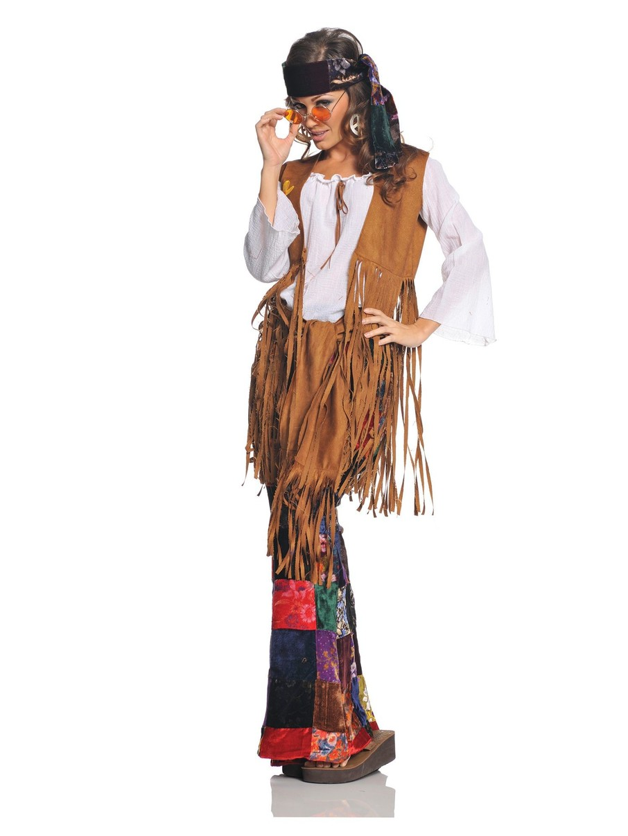 View larger image of Womens Peace Out Adult Costume