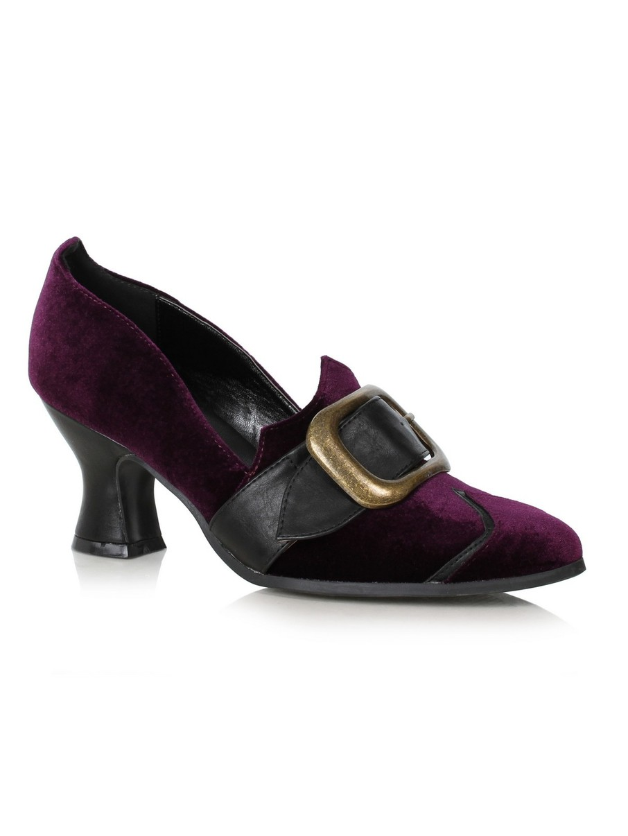 View larger image of Women's Purple Solstice Witch Shoe