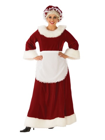 Mrs. Claus Regal Christmas Costume