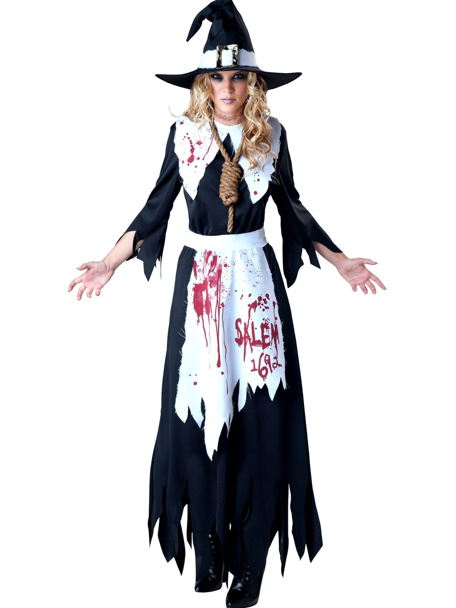 View larger image of Womens Salem Witch Costume