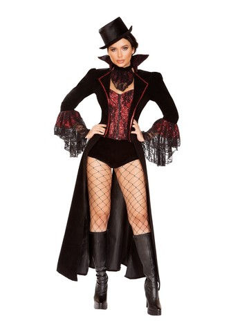The Lusty Vampire Womens Costume