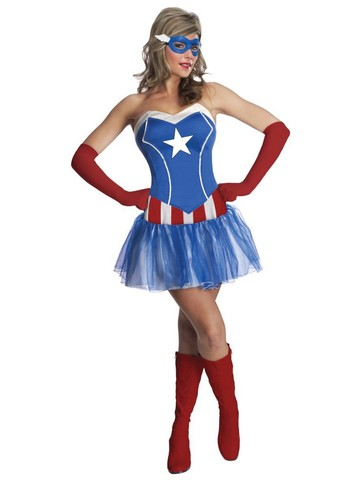 American Dream Costume for Adult