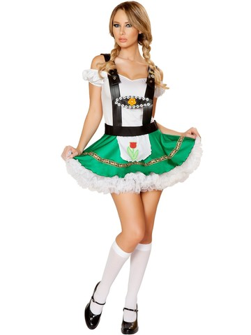 Women's Sexy Hoffbrau Lady Costume