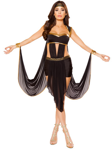 Midnight Goddess Sexy Womens Costume
