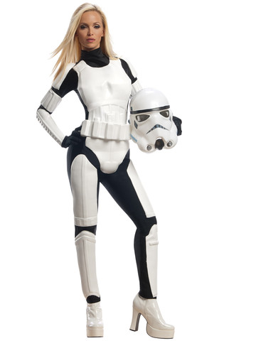 Womens Sexy Stormtrooper Costume