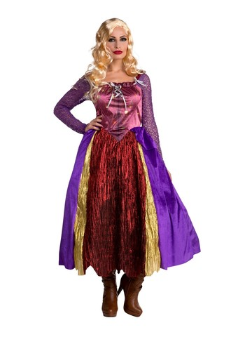 Womens Silly Salem Sister Adult Costume