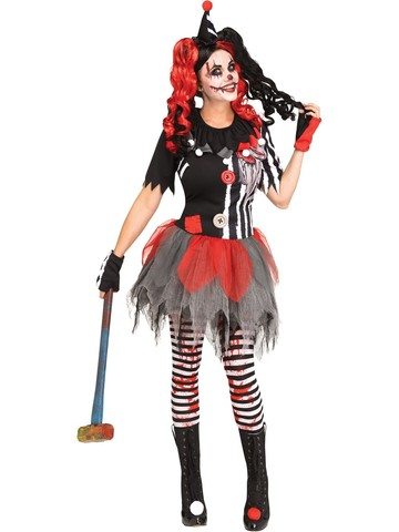 Sinister Circus Costume for Women