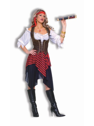 Sweet Buccaneer Womens Costume