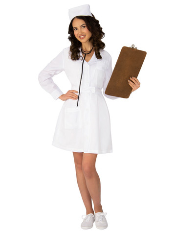 Wartime Nurse Costume