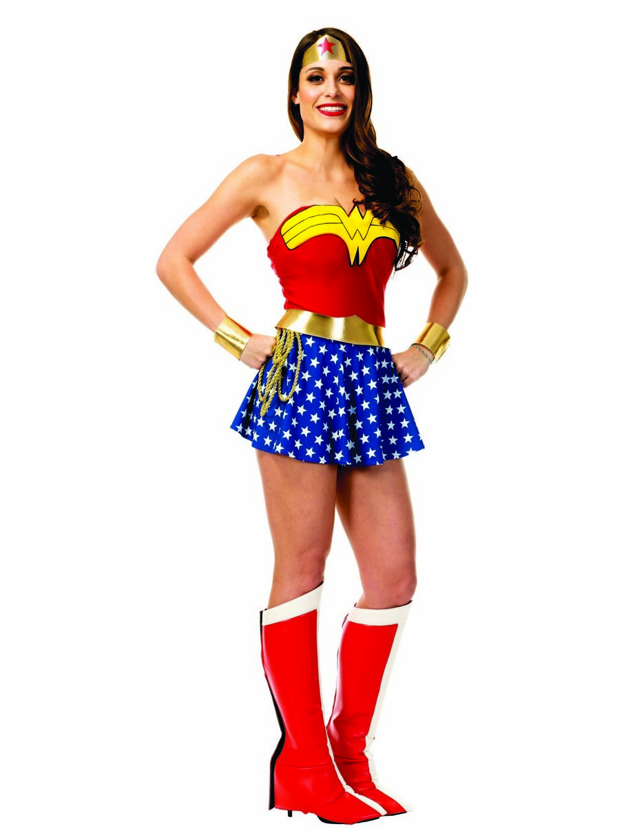 View larger image of Wonder Woman Costume for Women