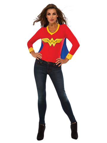 Wonder Woman Sporty Tee