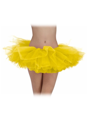 Women's Yellow Tutu