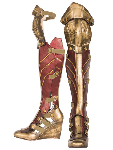 Wonder Woman Adult Boot