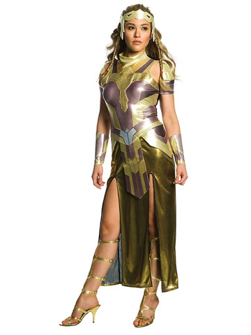 Wonder Woman Movie - Hippolyta Deluxe Womens Costume