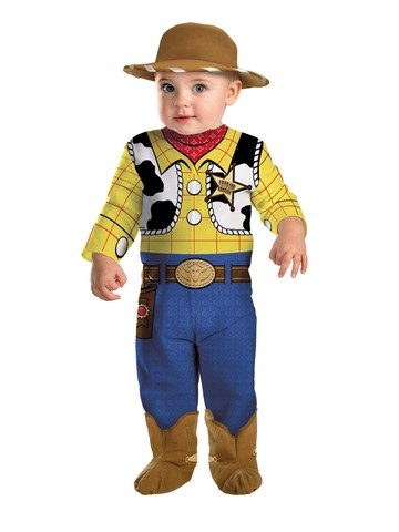 Disney Toy Story - Woody Infant Costume