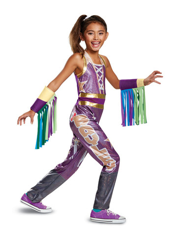 WWE: Bayley Classic Costume for Girls