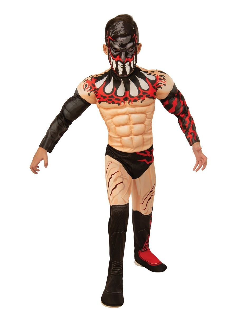 View larger image of Child Deluxe Finn Balor WWE Costume
