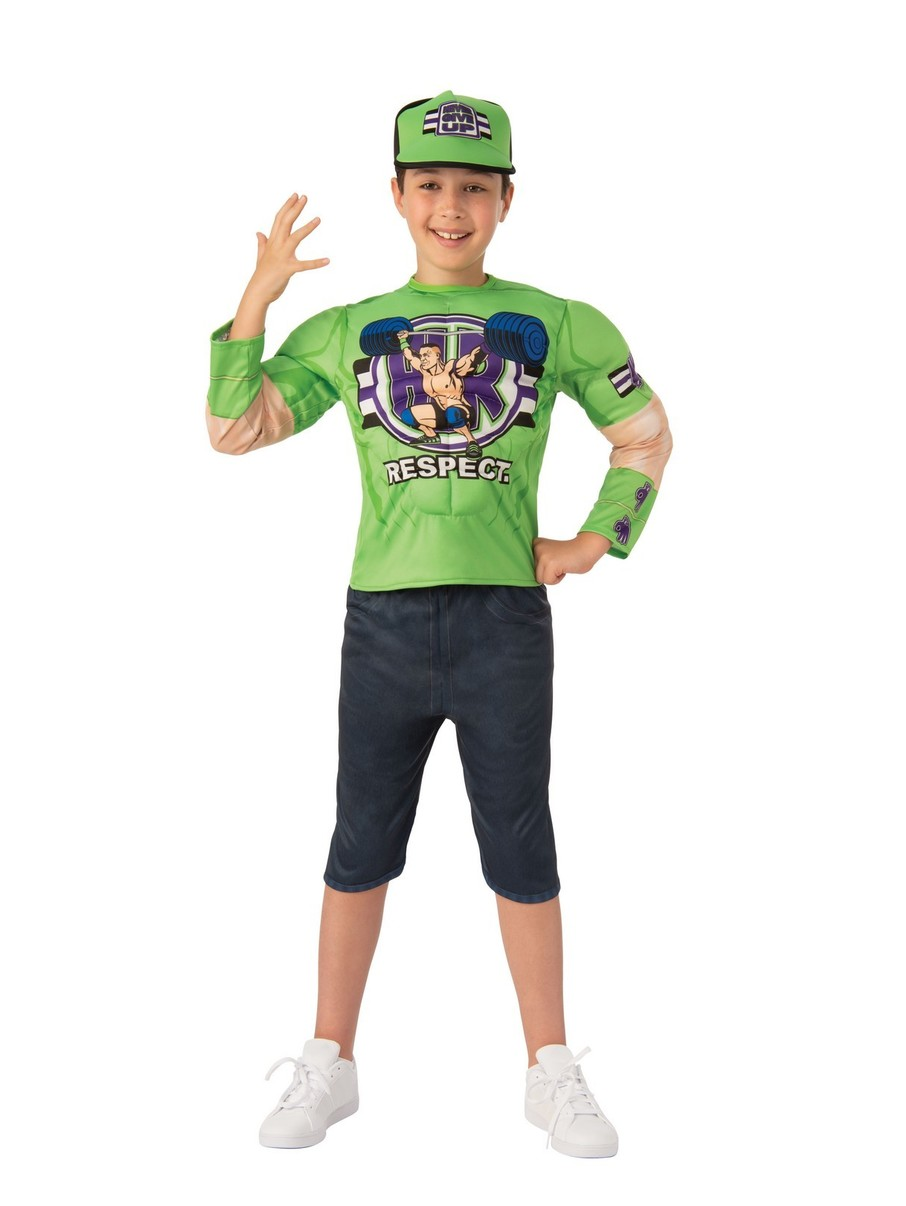 View larger image of Child Deluxe John Cena WWE Costume
