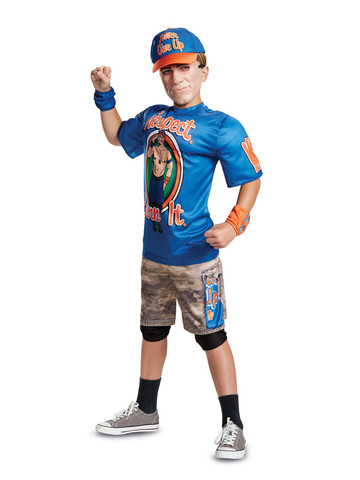 WWE: John Cena New Classic Muscle Costume for Children