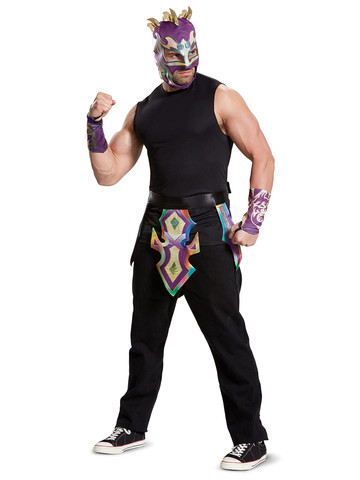 Adult WWE Kalisto Costume Kit -