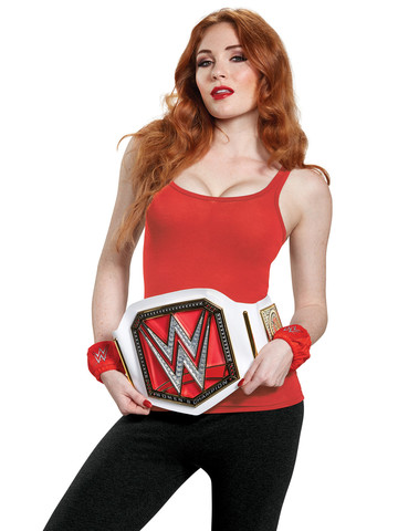 Women's WWE Champion Costume Kit