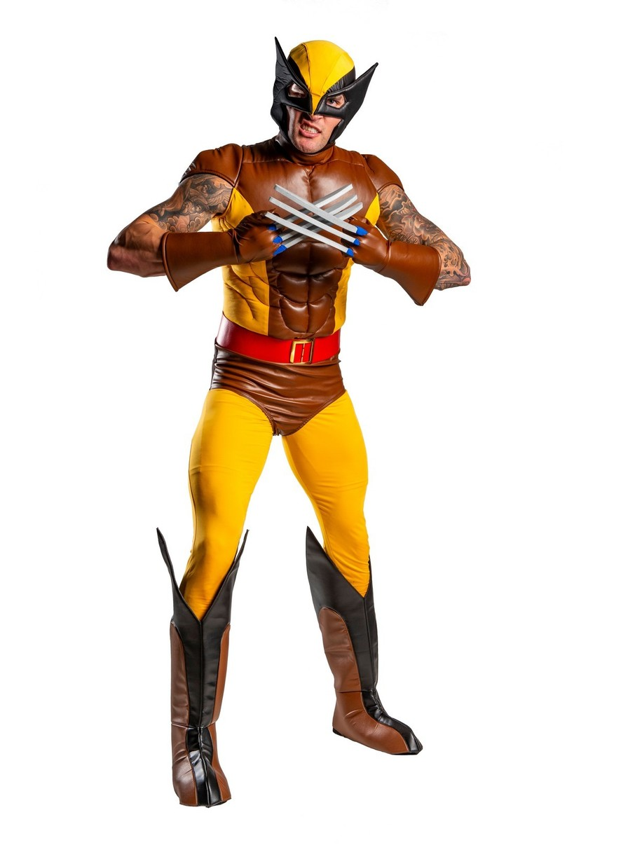 View larger image of Wolverine X-Men Costume for Men