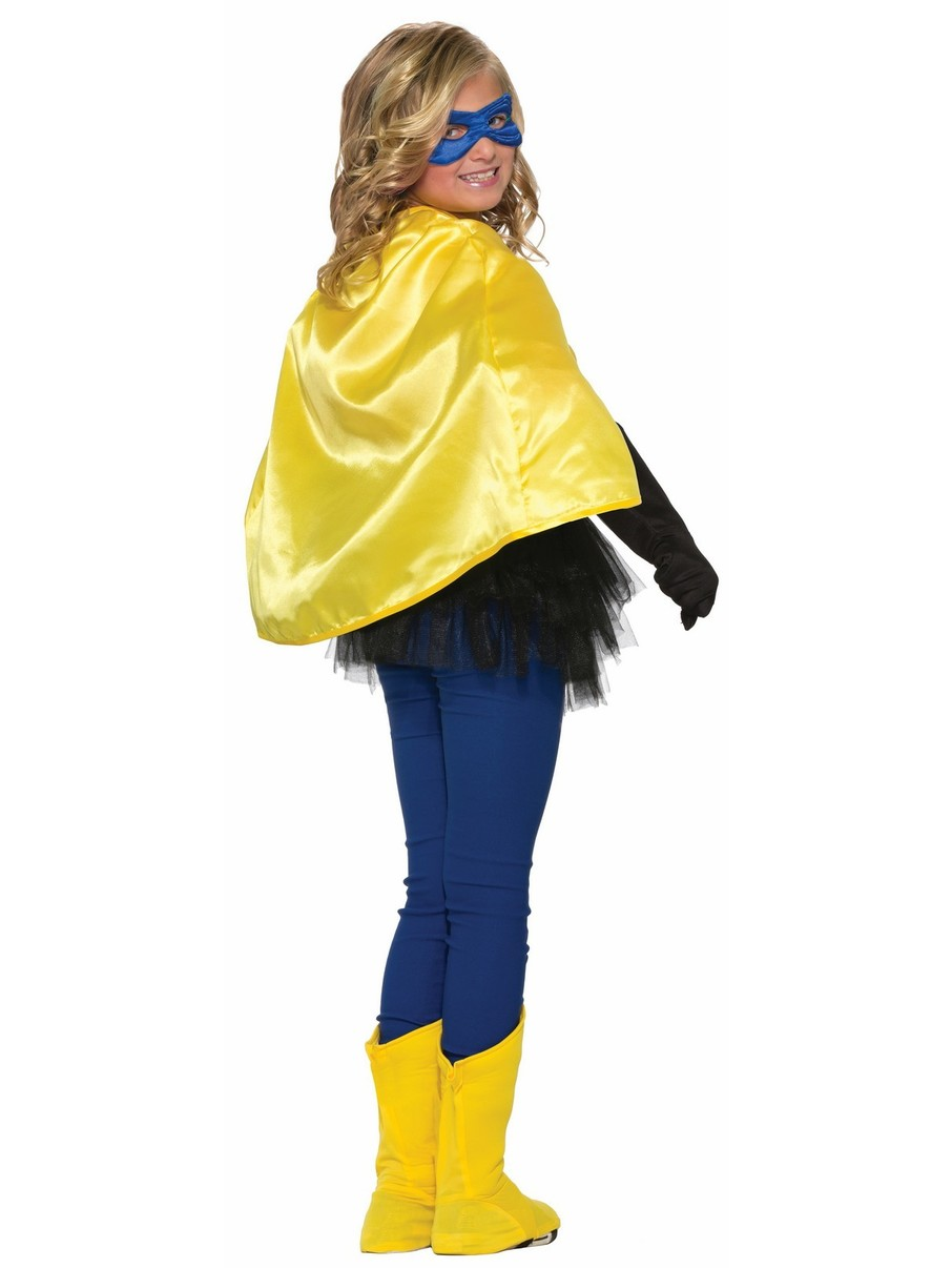 View larger image of Yellow Child Cape